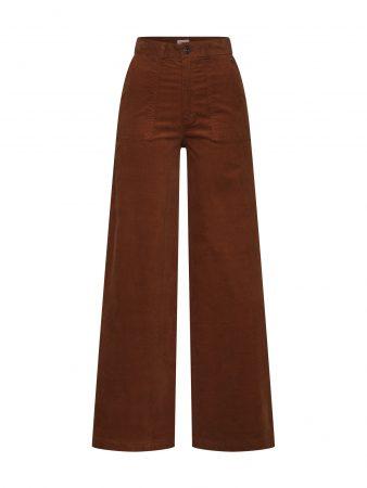 Pepe Jeans Pantaloni eleganți 'MAYA'  maro
