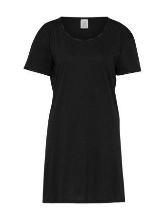 Calvin Klein Underwear Bluză de noapte  negru