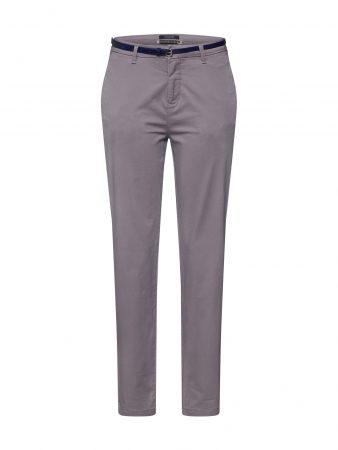 SCOTCH & SODA Pantaloni eleganți 'Ams Blauw'  gri