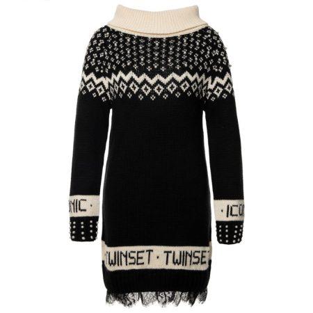 Rochie tricotată TwinSet