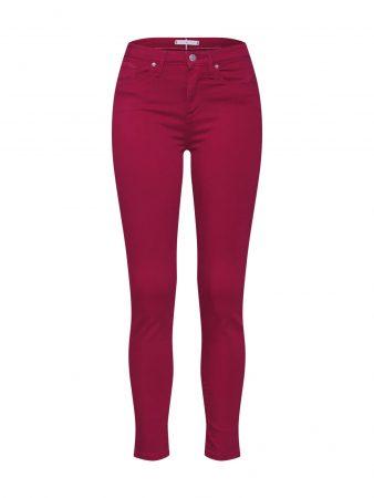 TOMMY HILFIGER Jeans 'COMO SKINNY'  roșu