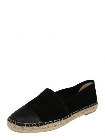 Espadrij L´originale Papuci de casă 'Classic Cap1' negru