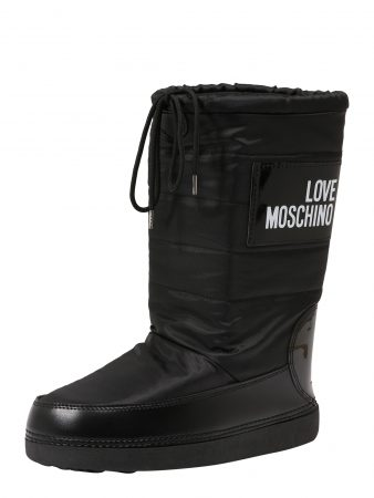 Love Moschino Cizme 'SKI BOOT'  negru