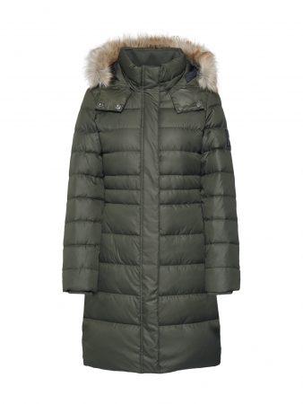 Calvin Klein Palton de iarnă  oliv