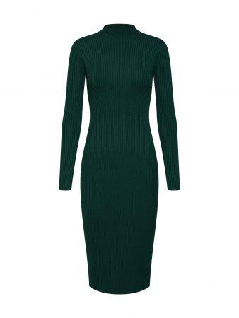 EDITED Rochie tricotat 'Hada'  verde / verde închis