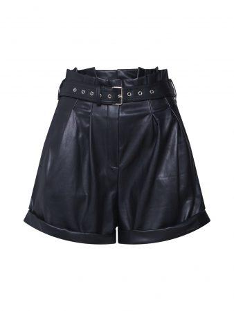 Worst Behavior Pantaloni cutați 'Carousel' negru