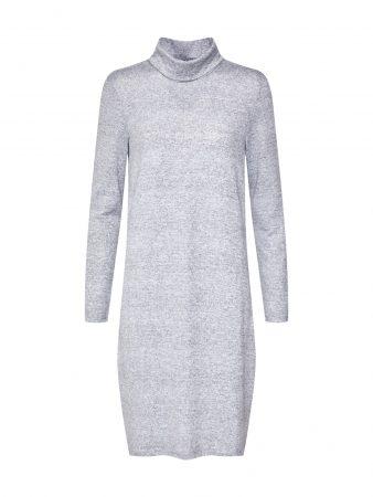 VERO MODA Rochie tricotat 'MALENA'  gri deschis