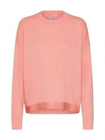 Calvin Klein Underwear Bluză de noapte  caisă