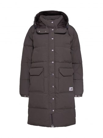 THE NORTH FACE Palton de iarnă 'Women's Down Sierra Long Jacket'  verde