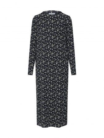 Neo Noir Rochie 'Vogue Flower Dress' galben / negru