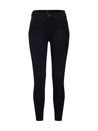 Lee Jeans 'Scarlett High Zip'  albastru