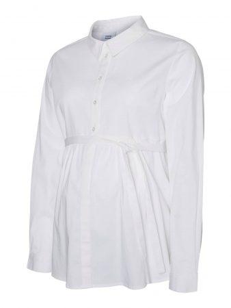 MAMALICIOUS Bluză  alb