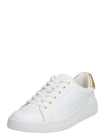 Calvin Klein Sneaker low 'SOLANGE'  auriu / alb