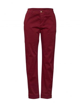 BOSS Pantaloni eleganți 'Sachini3-D'  roșu