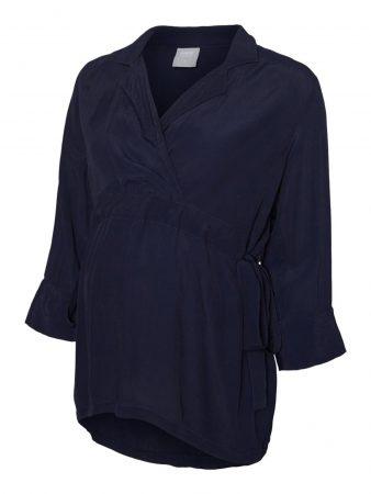 MAMALICIOUS Bluză  navy