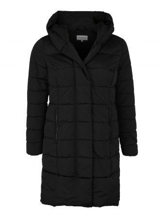 MY TRUE ME Palton de iarnă  negru
