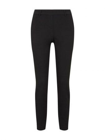 TOM TAILOR Pantaloni eleganți  negru