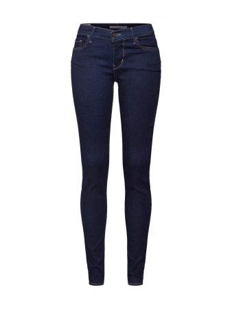 LEVI'S Jeans '710 INNOVATION SUPER SKINNY'  denim albastru