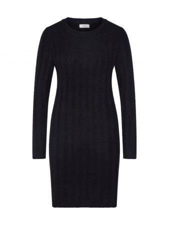 JACQUELINE De YONG Rochie tricotat  negru