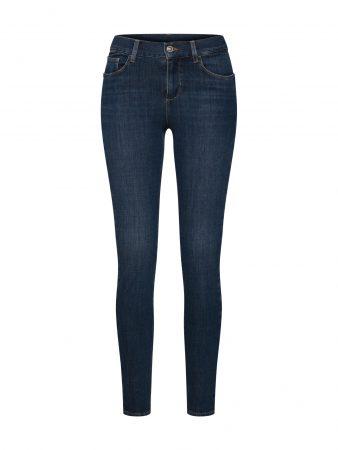 LIU JO JEANS Jeans 'b.up divine h.w.'  denim albastru