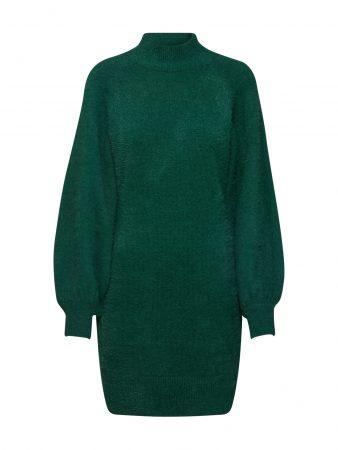 Bardot Rochie tricotat 'Bell'  verde