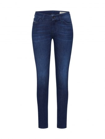 DIESEL Jeans 'Slandy'  denim albastru