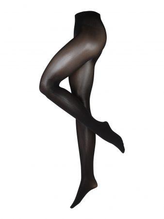Swedish Stockings Ștrampeni fini 'Olivia'  negru