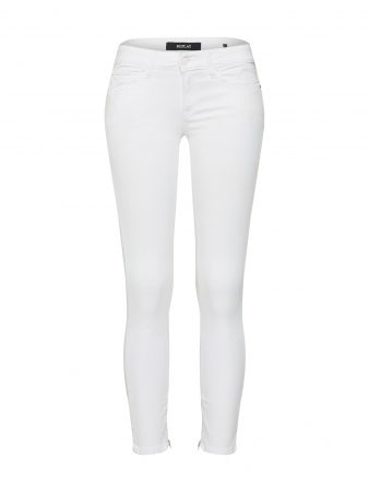 REPLAY Jeans 'Luz Ankle Zip'  alb