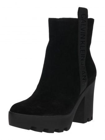 Calvin Klein Jeans Botine 'Serina' negru