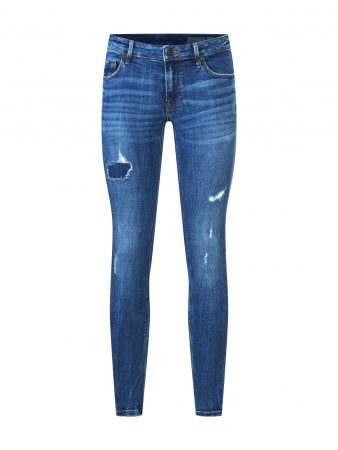 VERO MODA Jeans 'LYDIA'  denim albastru