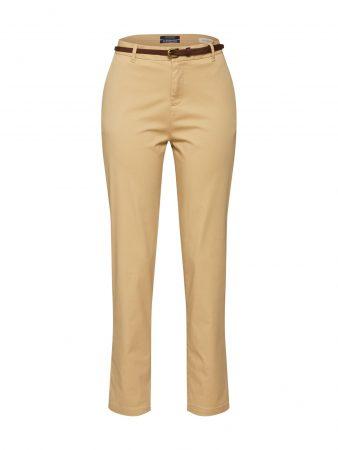 SCOTCH & SODA Pantaloni eleganți 'Ams Blauw'  nisip