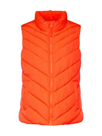 GAP Vestă 'V-WARMEST PUFFER VEST' roșu orange