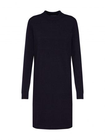 OBJECT Rochie tricotat  negru