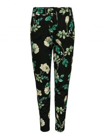 ONLY Pantaloni eleganți  bej / brad / verde deschis / negru