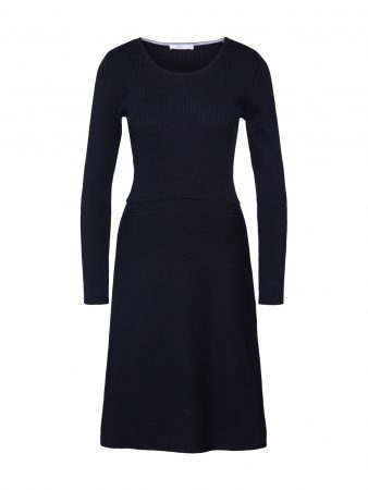 EDC BY ESPRIT Rochie tricotat  negru