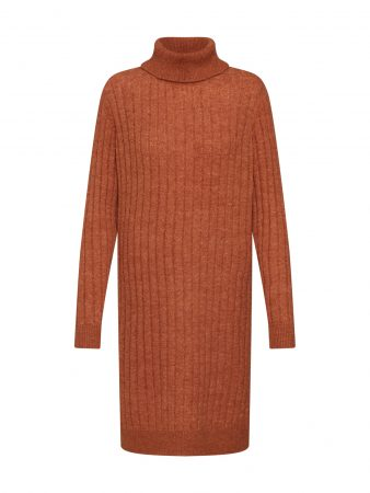 Y.A.S Rochie tricotat 'YCAMPUS'  maro
