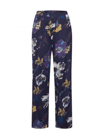 Mey Pantaloni de pijama 'Siri'  albastru închis