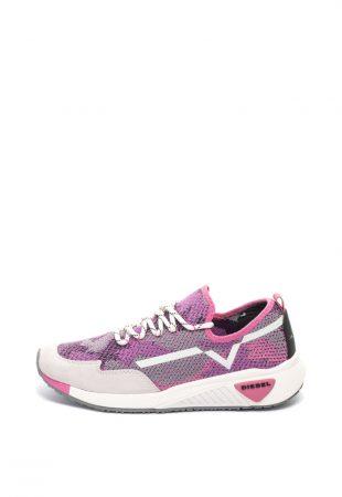 Pantofi sport slip-on de plasa tricotata S-KBY